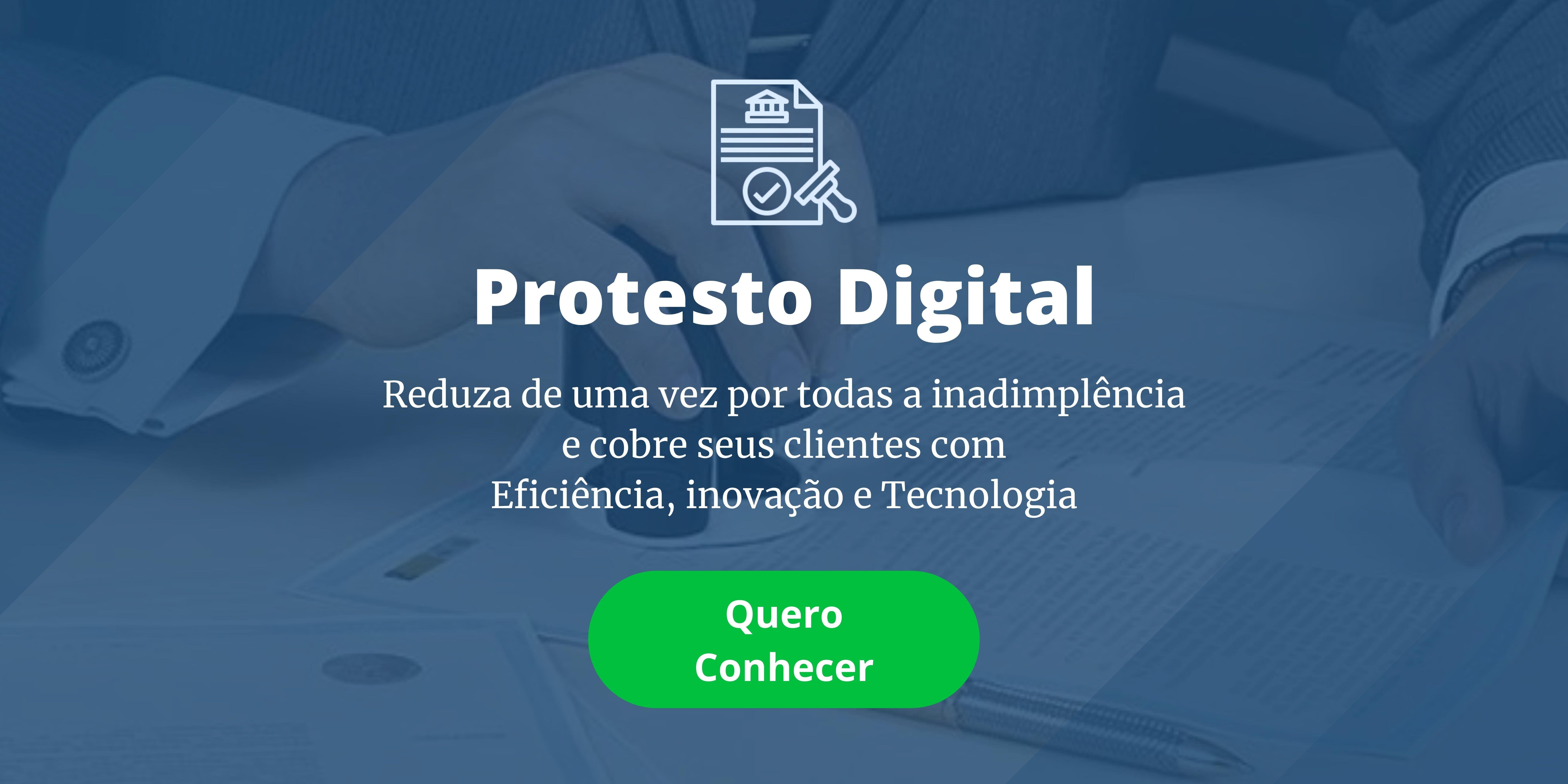 banner protesto digital